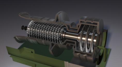 Parceria entre ITA e empresa cria mestrado em turbinas a gás.